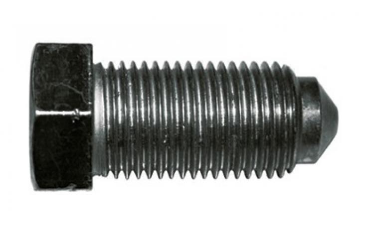 DIN 564, Form B, KL 22 H, czerniony