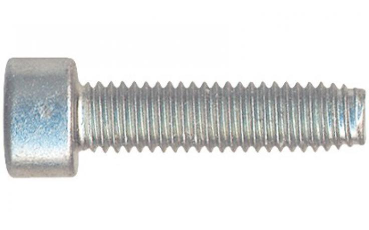 z łbem cylindrycznym DIN 7500 EE ocynk