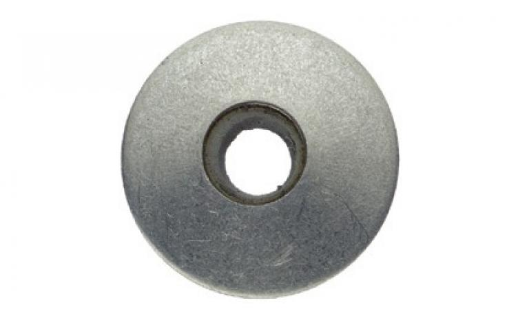 Neoprenowe podkładki uszczeniające 19mm, do sebS 6,3mm, stal, ocynk