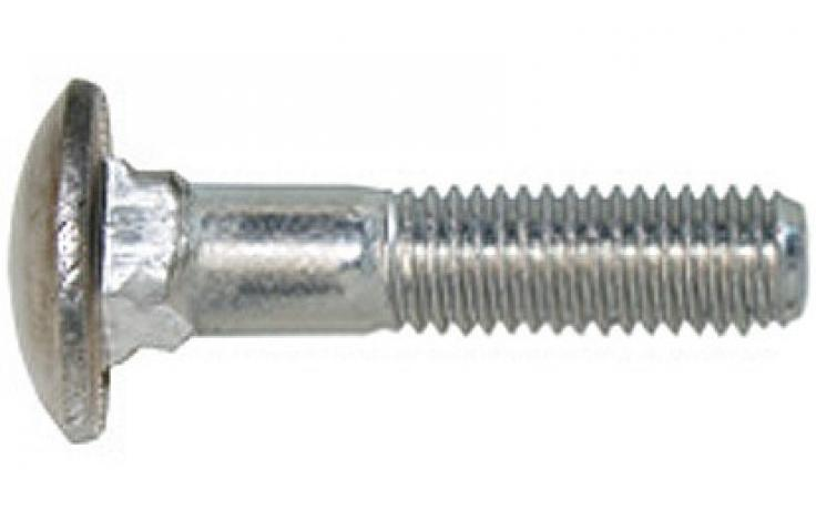 DIN 603, bez nakrętki, stal szlachetna A4-70