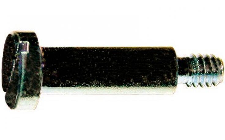 DIN 923, stal, KL 5.8, surowy