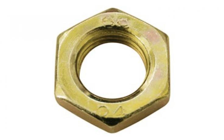 Forma B, stal, KL 4, drobnozwojny, żółty ocynk