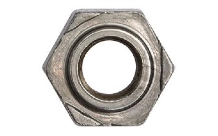 Nakrętki zgrzewane 6-kąt. DIN 929, stal, surowy