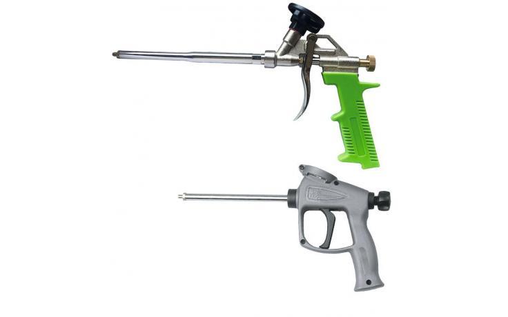 Pistolety montażowe do pianek PU