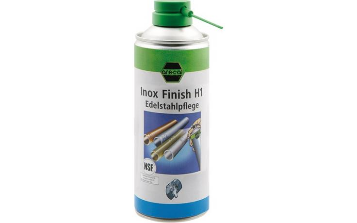 Środek do pielęgnacji stali szlachetnej Inox Finish H1
