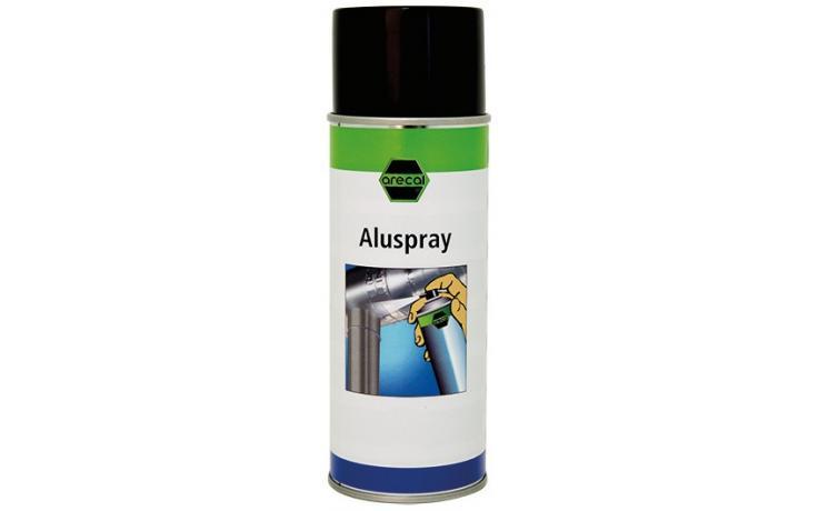 Aluminium w sprayu