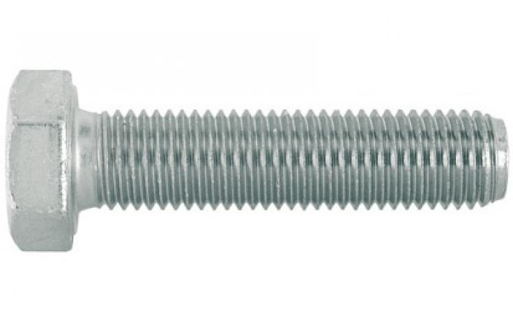 DIN 961, KL 8.8, ocynk
