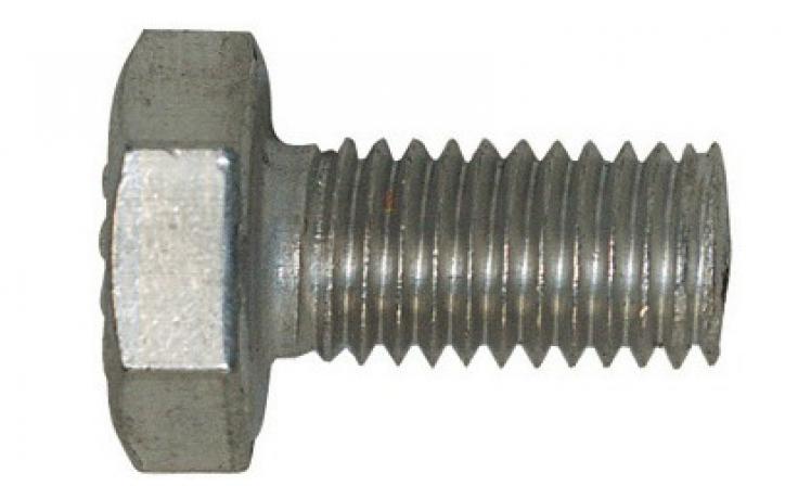 DIN 933|ISO 4017, stal szlachetna A4