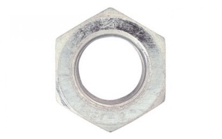 ISO 4032, stal, KL 5-2, ocynk
