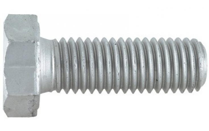 DIN 933, KL 12.9, flZnnc-720h