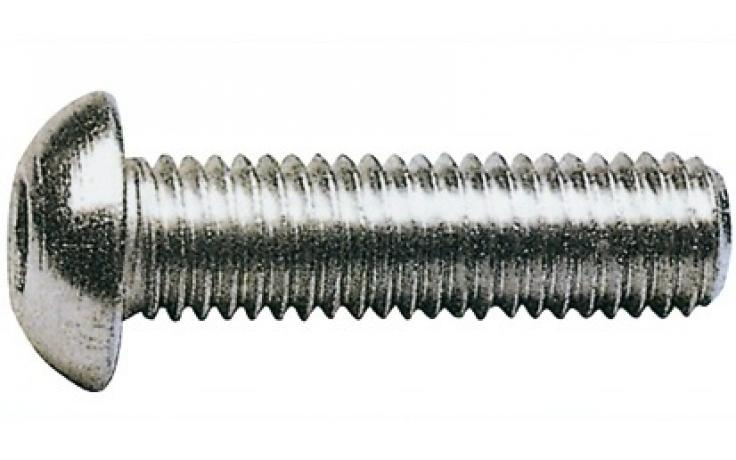 ISO 7380-1, KL 10.9, ocynk