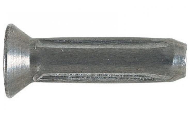 Nitokołek stożkowy DIN 1477 (ISO 8747), stal, czerniony