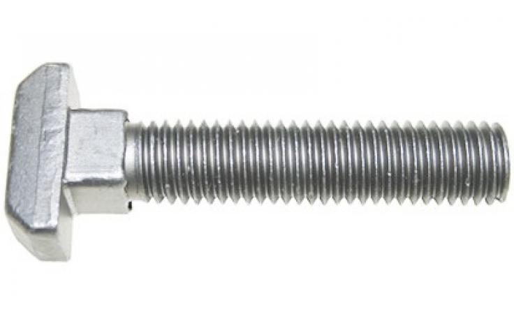 DIN 186, forma B, stal szlachetna A4