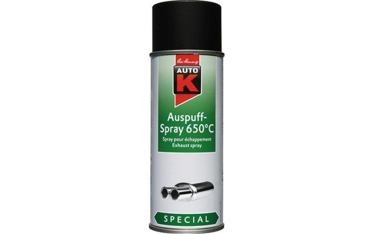 Auto-K Special spray do układów wydechowych