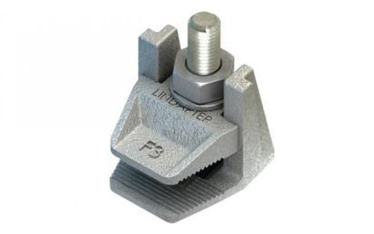 Typ F3 (bez śruby) żeliwo ciągliwe, ocynk ogniowy