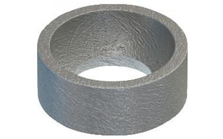 Typ HC żeliwo ciągliwe, ocynk ogniowy