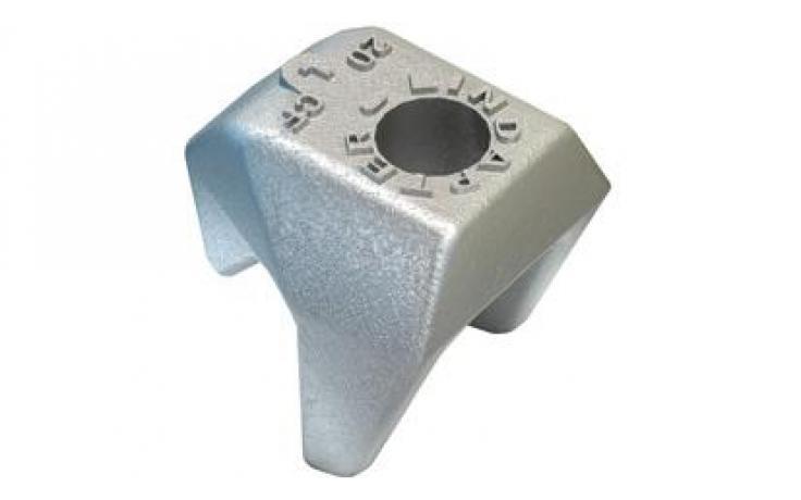 Typ CF żeliwo sferoidalne, ocynk ogniowy