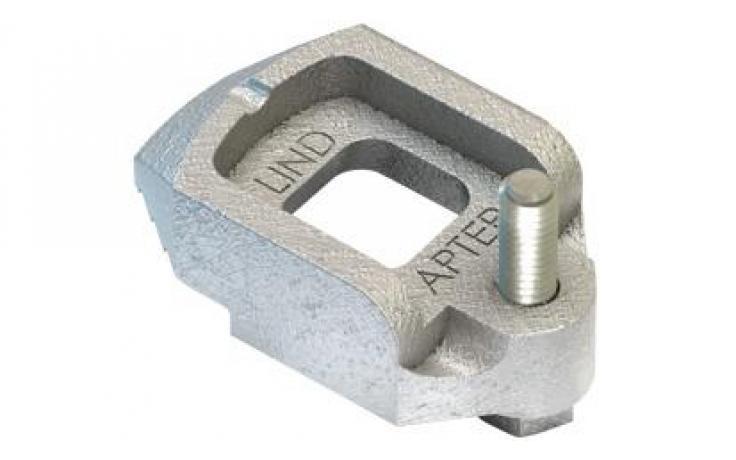 Typ D2 żeliwo ciągliwe, ocynk galwaniczny