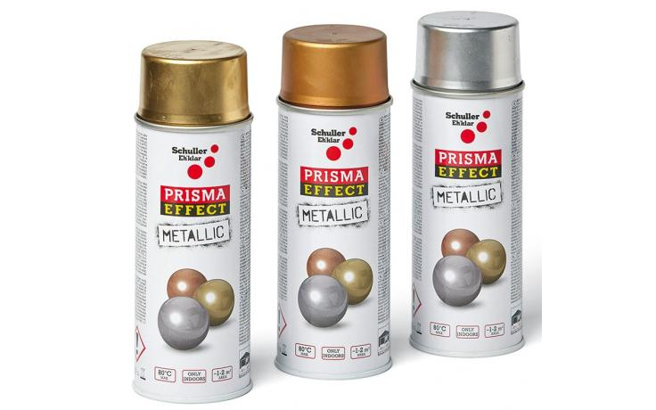 Prisma Efekt: metalik Pro