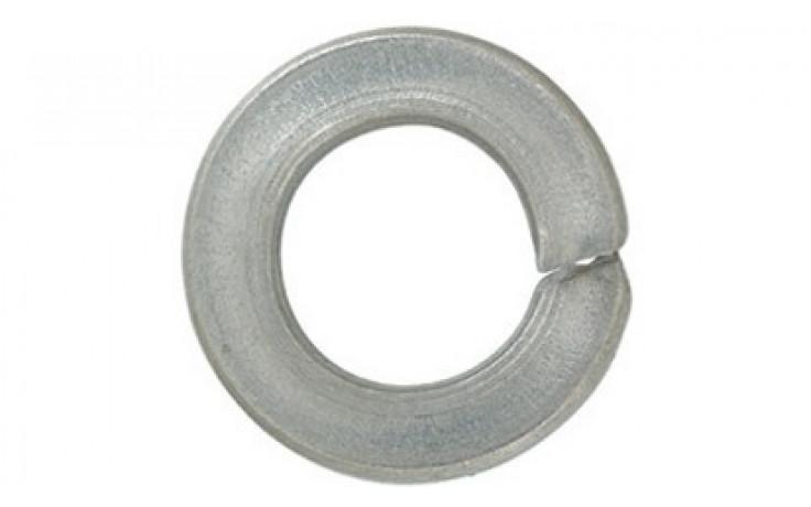 Federringe M5 = 5,1 mm DIN 127 Form B Edelstahl rostfrei A2
