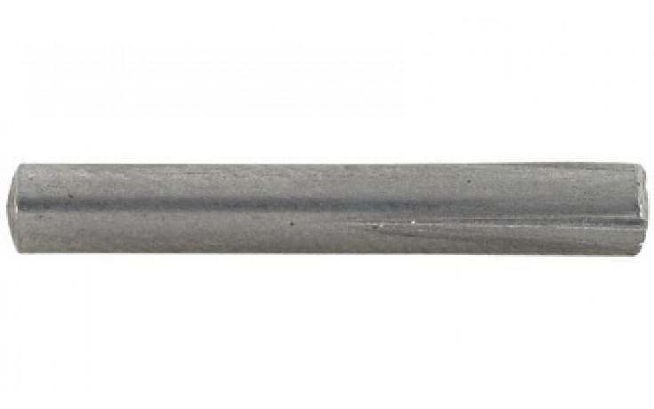 Passkerbstift DIN 1472 - Stahl - blank - 2 X 16
