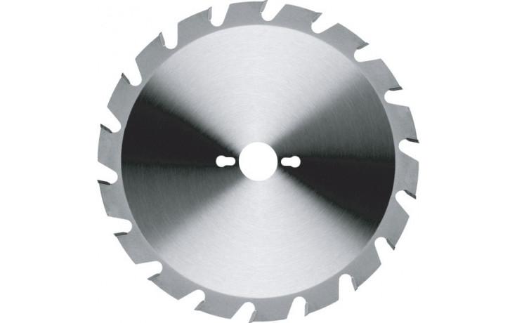 HM-Kreissägeblatt Nagelfest Durchmesser 500 mm 36 Zähne Bohrung 30 für Bauholz