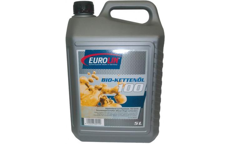 Biologisches Sägeketten-Haftöl in Kanne zu 5 Liter