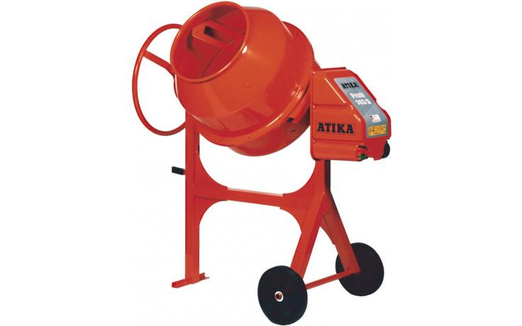 ATIKA Betonmischer Profi 145 S, 0,75 kW, 400 Volt, Füllmenge 145 Liter,