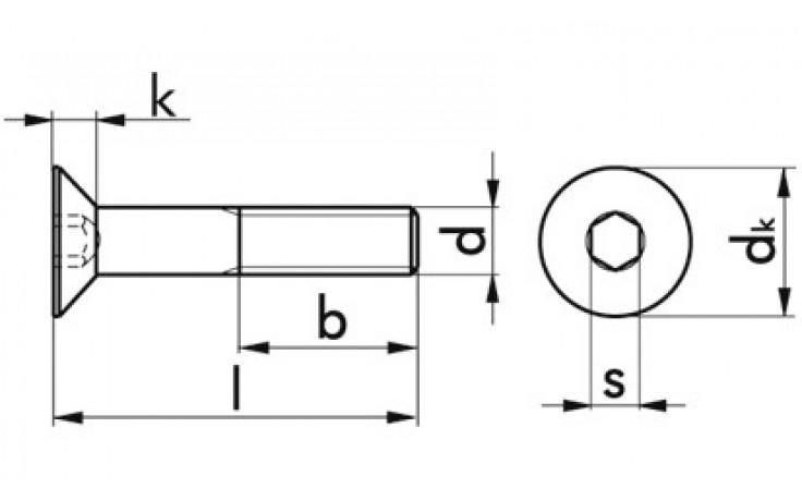 SHR-SEKPF-I10642-08.8-A2K-M16X70