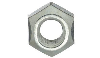 Sicherungsmuttern M5 DIN 980 FKL 8 Stahl verzinkt