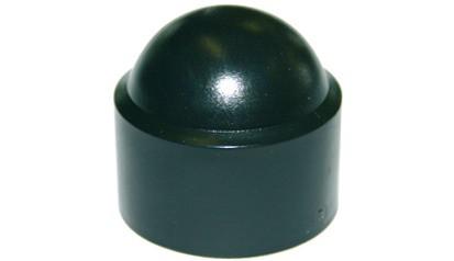 Kunststoffkappen für Sechskantmuttern M24 schwarz