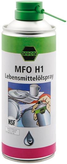 RECA arecal MFO Öl Spray 400 ml