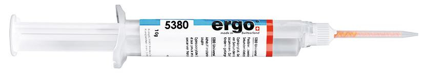 ERGO 5380 2K Sekundenklebstoff 10 g