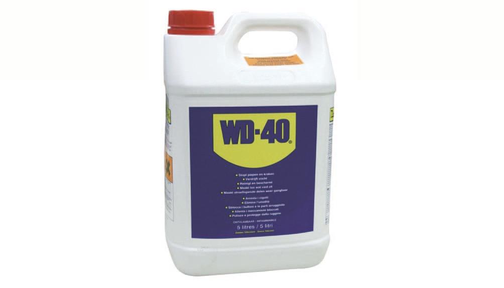 Mehrzweck Schmierstoff WD-40 5 l Kanister