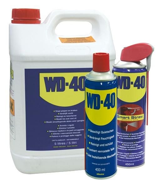 Mehrzweck Spray WD-40 500 ml Smartstraw
