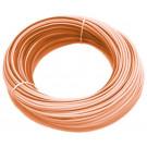 PVC-ADERLEITUNG H07V-U 1,5MM² OR R100