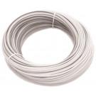PVC-ADERLEITUNG H07V-U 2,5MM² WEIß R100