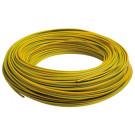 przewody okabl pcv H07V-K 1,5 ziel./żół.