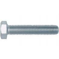 Sechskantschrauben M10 x 22 ISO 4017 FKL 8.8 Stahl verzinkt
